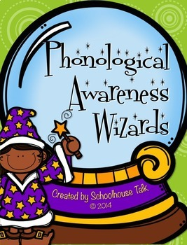 Phonological Awareness Wizards