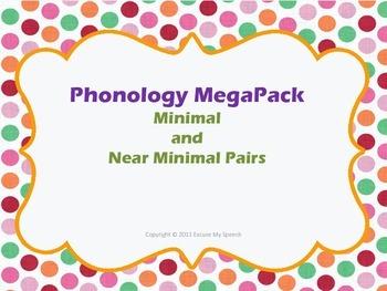 Phonology Games MEGAPACK!
