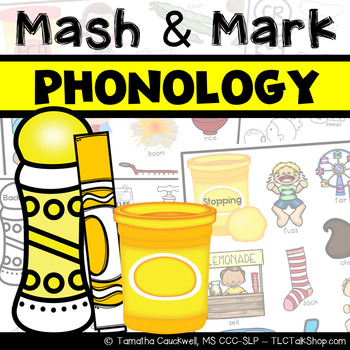 Phonology: Mash & Mark