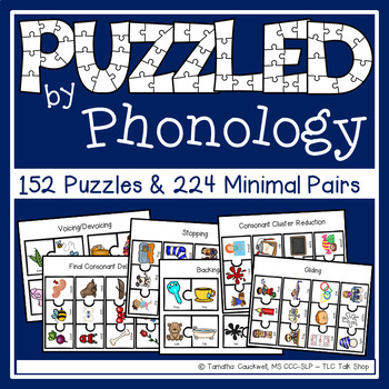 Puzzled by Phonology