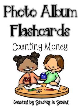 Photo Album Flashcards: Counting Money