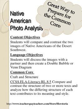 Photo Analysis - Native American