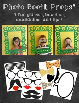 Photo Booth Props!
