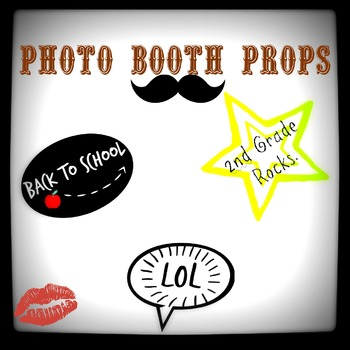 Photo Booth Signs