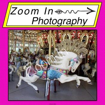 Stock Photo: Carousel Horse (e)