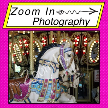 Stock Photo: Carousel Horse (g)