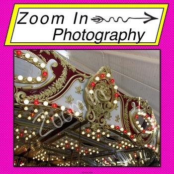 Stock Photo: Carousel (a)