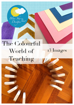 Photo Clip Art (13 Images) - The Colourful World of Teaching