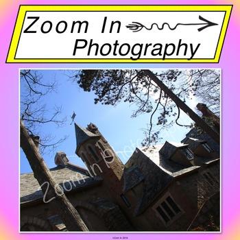Stock Photo: Fairy Tale Castle