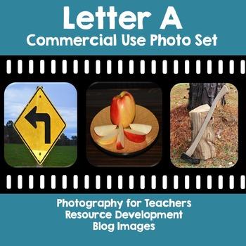 Photos: Letter A {Apple, Arrow, Axe}