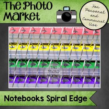 Photo: Notebooks - Spiral Edge