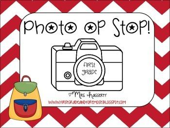 Photo Op Stop!