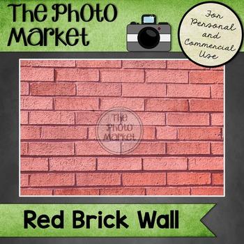 Photo: Red Brick Wall