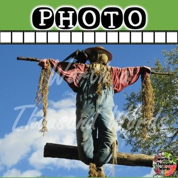 Photo: Autumn Scarecrow