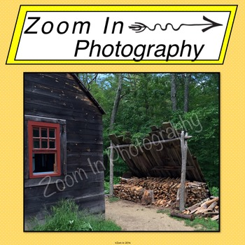 Stock Photo: Wood Pile During Pioneer Revolutionary War Ti
