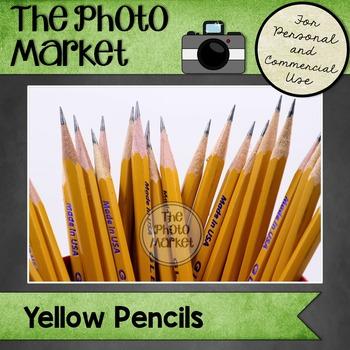 Photo: Yellow Pencils