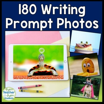 Picture of the Day: 180 Visual Writing Prompt Photos to in