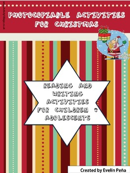 Photocopiable Christmas Activities