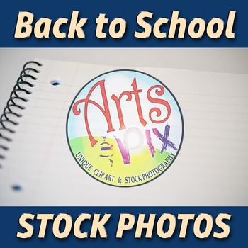 """""""Back to School"""" Photograph - Stock Photo - Close Up of No"""