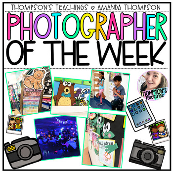Photographer of the Week- everything you need to get started!