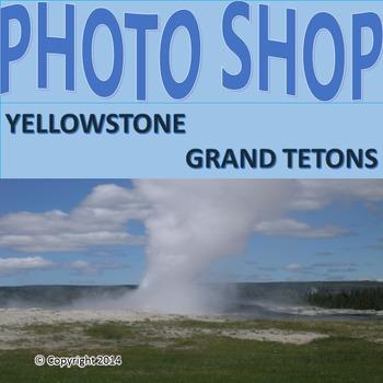 Photographs: Yellowstone National Park