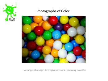 Photographs of Color