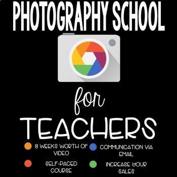 Photography School for Teachers