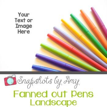 Photos: Colorful Pens