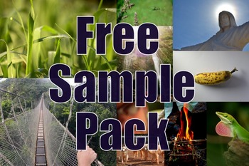 Photos : Free Sample Pack