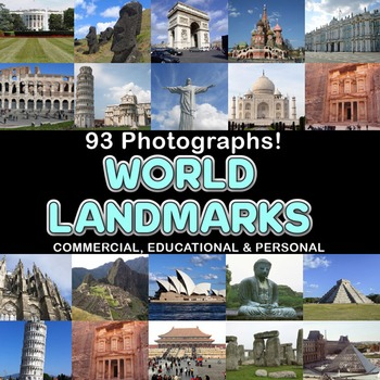 Photos WORLD LANDMARKS