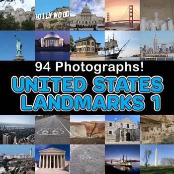 Photos Photographs MAN MADE LANDMARKS, clip art