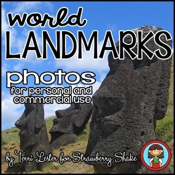 Photos Photographs WORLD LANDMARKS Six Continents Personal