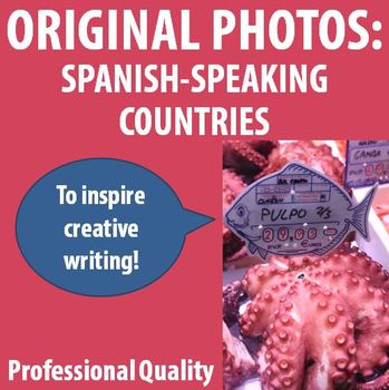Original Photos from Spanish-Speaking Countries - to Inspi
