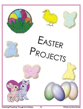 Photoshop Easter Fun Projects