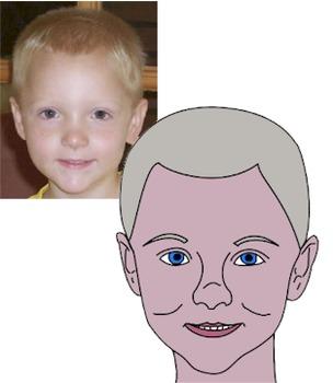 Photoshop Tutorial: Creating a Cartoon Face