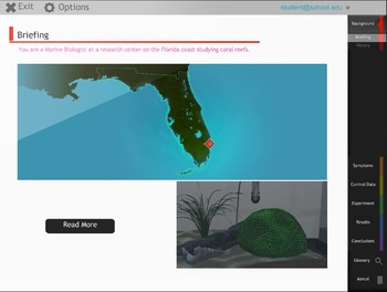 Biology Interactive Case Study: Photosynthesis  by Cogent