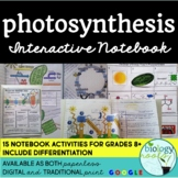 Photosynthesis Interactive Notebook