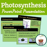 Photosynthesis Notes (student version included)