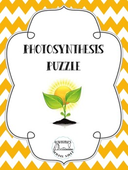 Photosynthesis Puzzle
