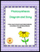 Photosynthesis Song and Graphic Worksheet