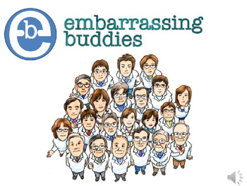 Phys Ed Health Literacy: Embarrassing Buddies Game