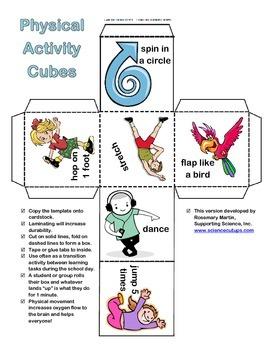 Physical Activity Cube