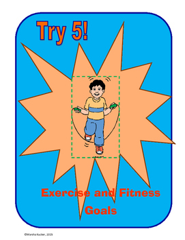 Fitness and Exercise Goals for Kids