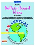 Physical Education Bulletin Board Ideas