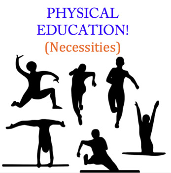 Physical Education Documents