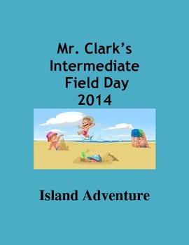 Field Day Island Adventure Physical Education Intermediate