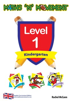 Physical Education Maths Games & Lessons – Kindergarten /