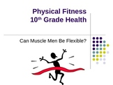 Physical Fitness/Nutrition PowerPoint