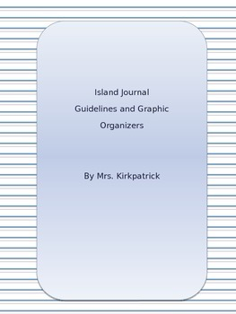 Physical Geography Writing Prompt- Island Adventure Story