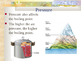 Physical Properties and Physical Changes